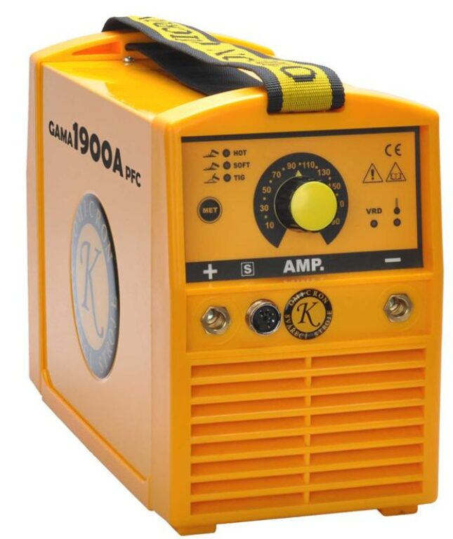 OMICRON GAMA 1900A PFC DO /2402/ Svářecí usměrňovač 190A