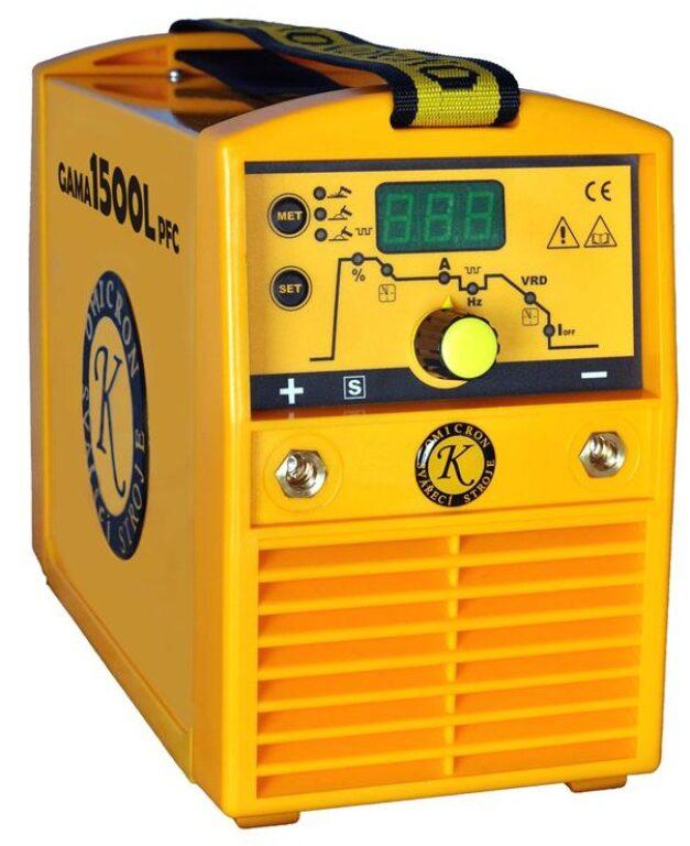 OMICRON GAMA 1500L PFC /2398/ Svářecí usměrňovač 150A