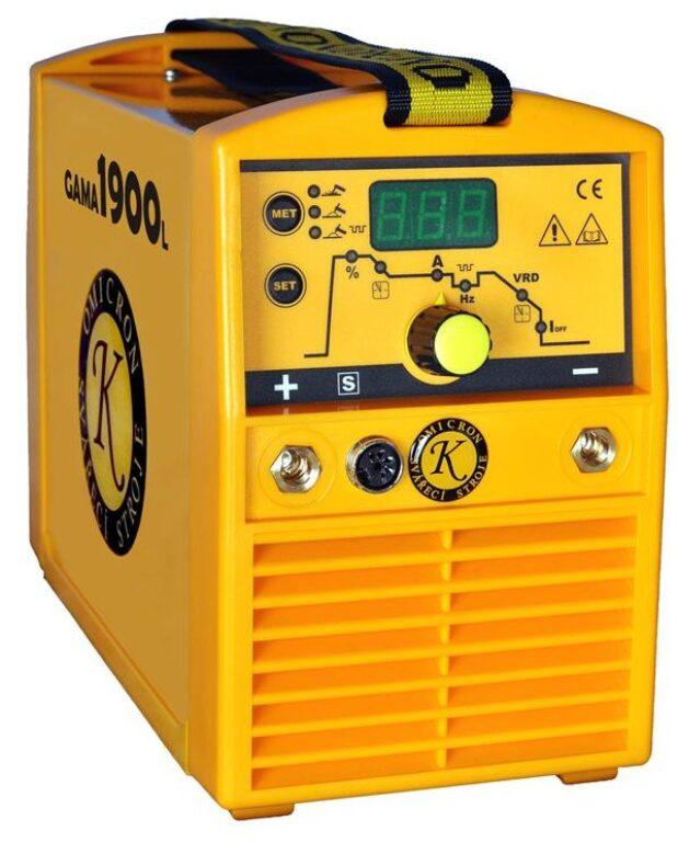 OMICRON GAMA 1900L PFC DO /2404/ Svářecí usměrňovač 190A