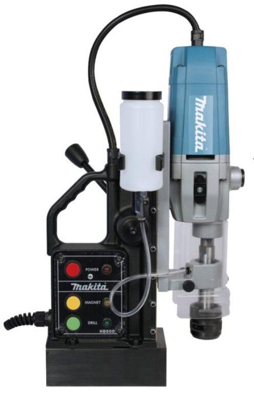 MAKITA HB500 Vrtačka magnetická 1150W
