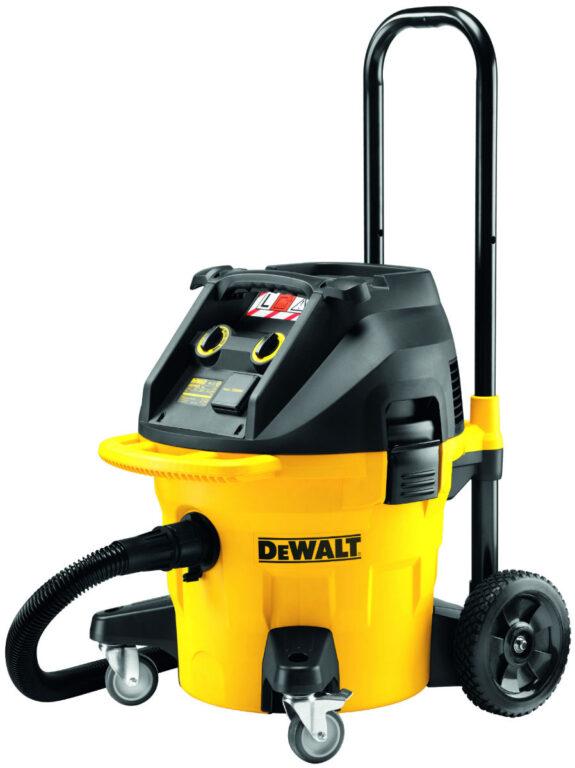 DEWALT DWV902L-QS Vysavač 1400W 38L