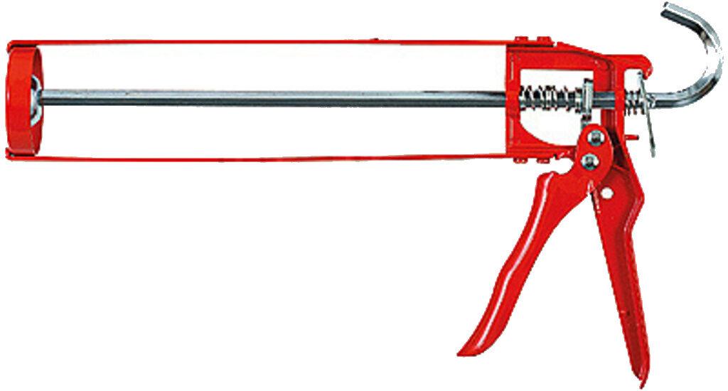 FISCHER 53115 Vytlačovací pistole pro tmely (píst D48mm) KPM1