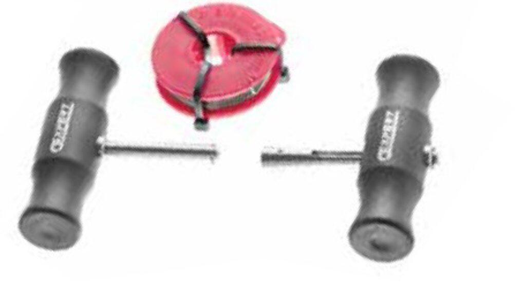 EXPERT E201516 Vyřezávací drát na čelní skla automobilů (2ks rukojetí)