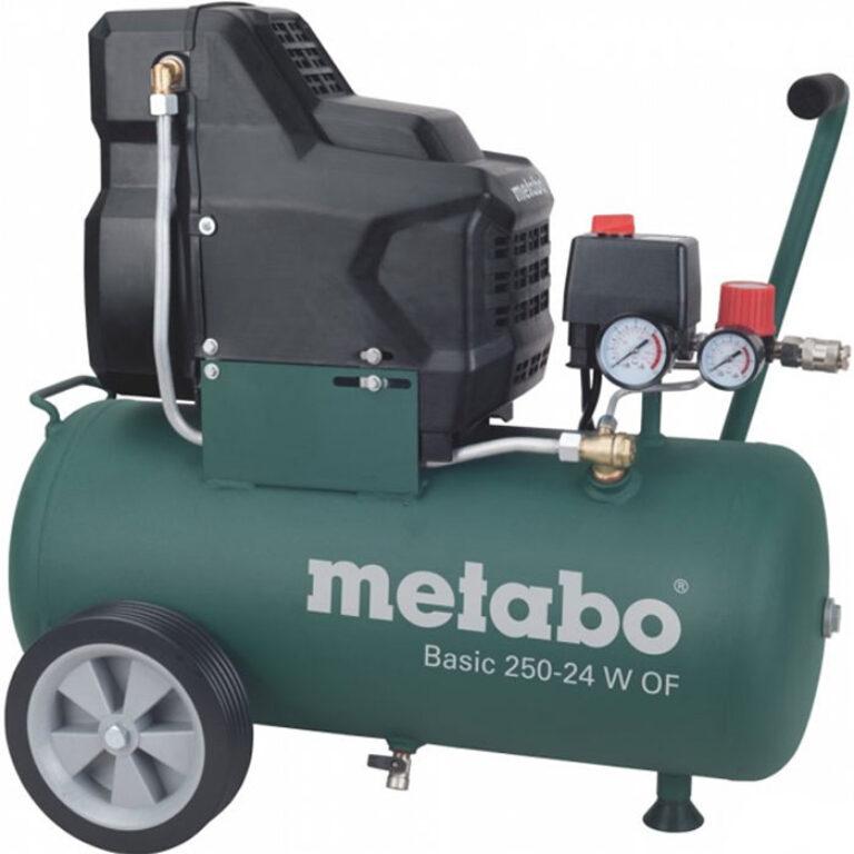 METABO 601533000 Basic 250-24 W Kompresor olejový