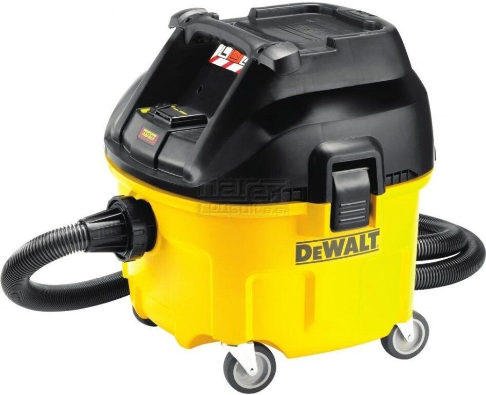 DEWALT DWV901L Vysavač 1400W 30L