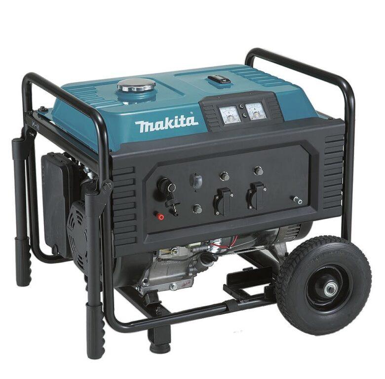 MAKITA EG4550A Elektrocentrála 4500W