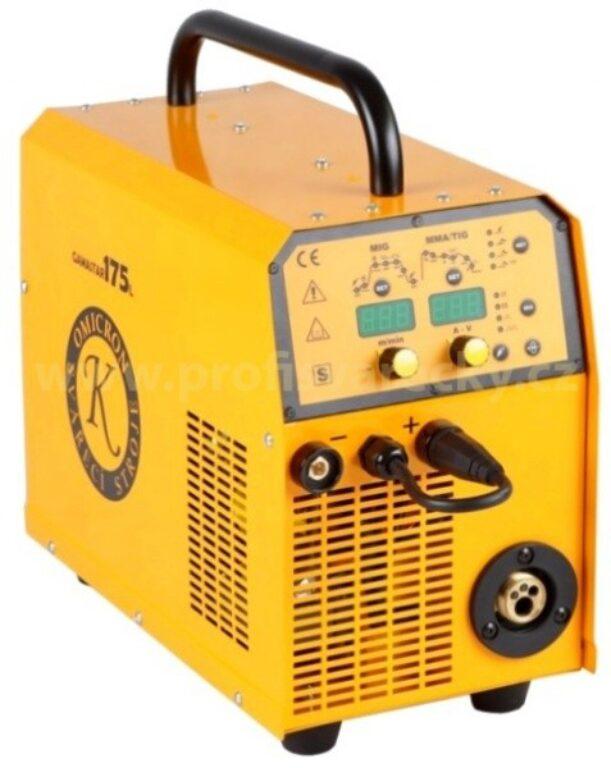 OMICRON GAMASTAR 175L /2428/ Svářecí poloautomat 170A
