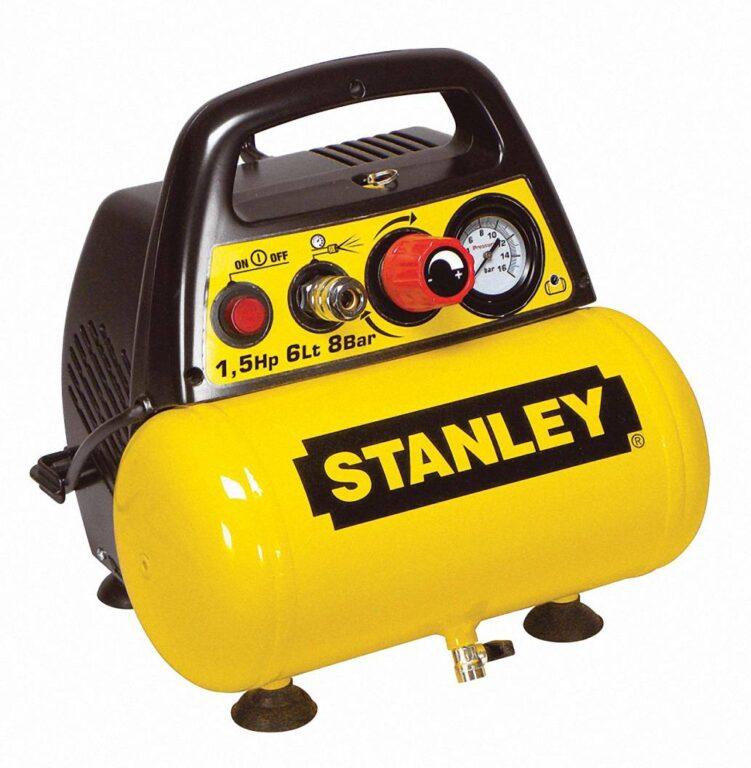STANLEY DN 200/8/6 Kompresor bezolejový C6BB304STN039