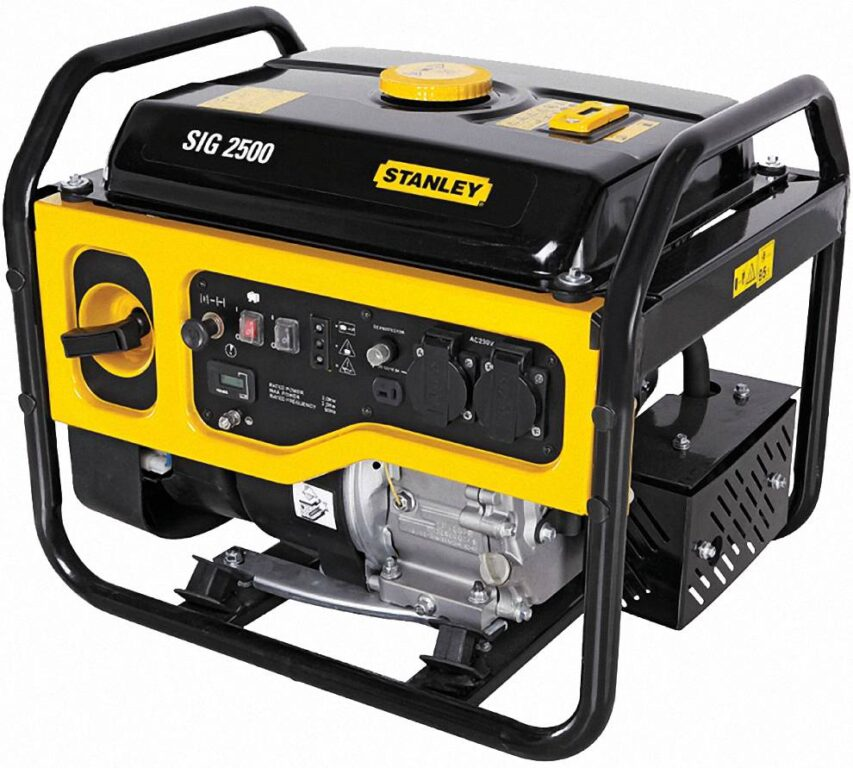 STANLEY 160.100.510 Elektrocentrála invertorová 2200W SIG2500