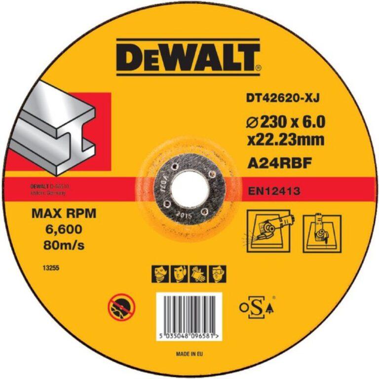DEWALT DT42620 Kotouč brusný 230x6mm