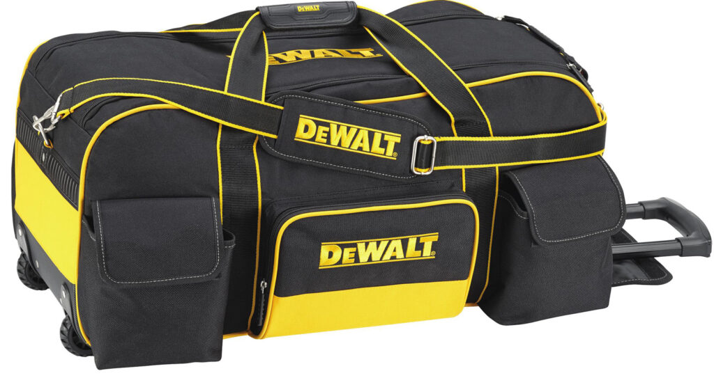 DEWALT DWST1-79210 Brašna na nářadí s kolečky 70x30x31cm