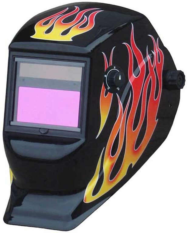 MAGG 116205 Kukla svářečská samostmívací GALAXY 3000 černá