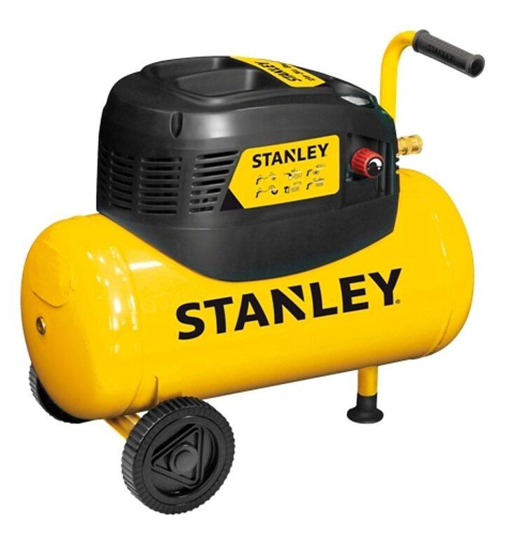 STANLEY D 200/8/24 Kompresor bezolejový B6CC304STN003