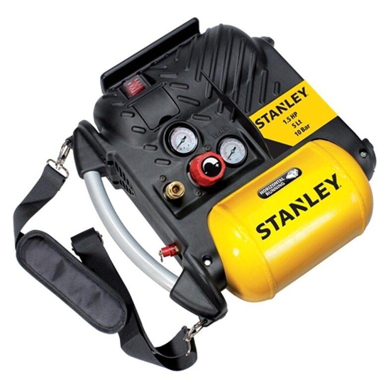 STANLEY DN 200/10/5 Kompresor bezolejový 8215250STN596