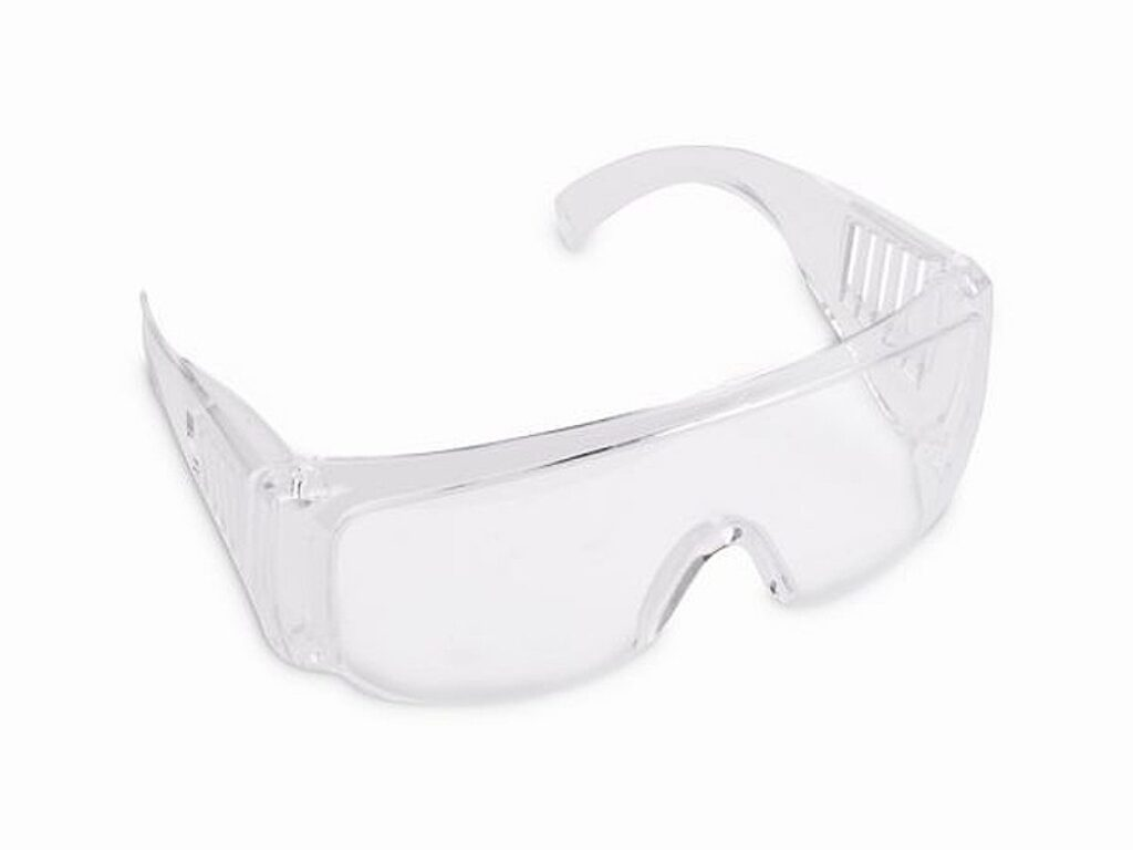 KREATOR KRTS30001 Brýle ochranné čiré polykarbonát EN166 SNR33