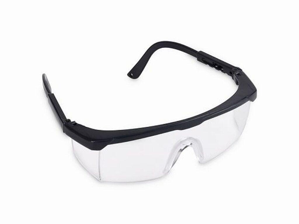 KREATOR KRTS30002 Brýle ochranné čiré s obrubou polykarbonát EN166