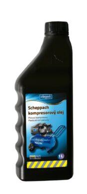 SCHEPPACH 3906100701 Olej pro kompresory 1L(7863350)
