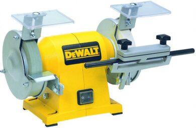 DEWALT DW754-QS Bruska dvoukotoučová 125mm(7887793)