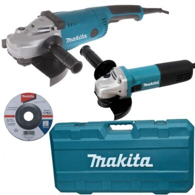 MAKITA DK0053G Set nářadí /GA9020+9558HNR/(7902187)