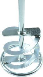 NAREX 00648141 Metla Spirálová dvouramenná HS2 120x600 M14-Metla se závitem M14 pro míchadla na lepidla na obklady, omítkoviny, stěrkové a spárovací hmoty, atd..