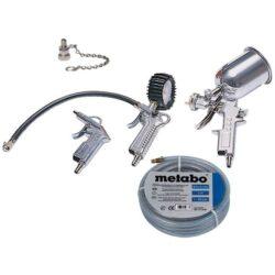 METABO 0901054487 LPZ 6 Set pneu příslušenství  s hadicí-Sada příslušenství pro kompresory LPZ-6 Metabo