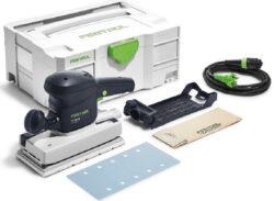 FESTOOL 567841 RS 200 EQ Plus Bruska vibrační-Vibrační bruska RUTSCHER RS 200 EQ-Plus