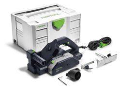 FESTOOL 576607 Hoblík 850W HL 850 EB Plus-Elektrický ruční hoblík HL 850 EB-Plus se šíří záběru 82mm 850W