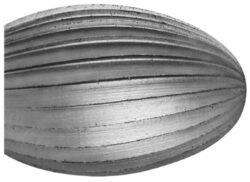 Fréza technická 103/11 ČSN229310 DOPRODEJ-Technická fréza rašplovací s vnitřním závitem HSS, 229310, 103/11