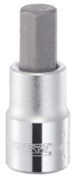 """EXPERT E031903 Hlavice 1/2"""" DRIVE 6mm imbus L55mm-Hlavice zástrčná - hlavice 1/2, IMBUS 6x55mm, TONA"""