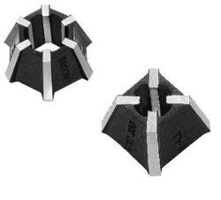 Kleština RUBBER FLEX JACOBS pro hlavy RTH BJ-036 (3-6.3mm) NAREX 280851