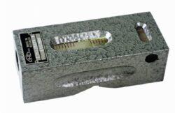 KMITEX 5110 Vodováha strojní 100x40x32 ČSN255726.1-Vodováha strojní