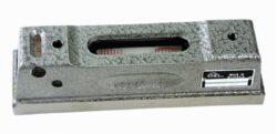 KMITEX 5117 Vodováha strojní 250x42x40 ČSN255721.1-Vodováha podélná s prizmatickou základnou