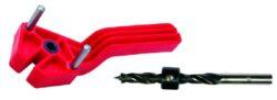 NAREX 872100 Kolíkovací přípravek s vrtákem 8mm-Přípravek na kolíkování, kolíkovačka pr. 8,0mm včetně vrtáku a dorazu