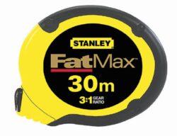 STANLEY 0-34-134 Pásmo 30m ocelové FatMax-Pásmo FatMax, Stanley