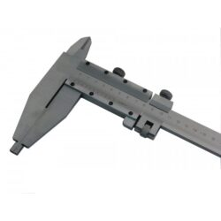KMITEX 6022.0.100 Posuvné měřítko oboustranné 600/100 0.02mm ČSN251234 DIN86-Posuvné měřítko oboustranné s jemným stavěním