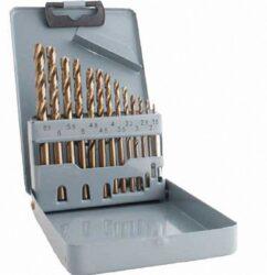 MAGG 26020 Sada vrtáků 13dílná 1,5-6,5mm do kovu COBALT DIN338-Sada vrtáků HSS (13ks/1,5-6,5mm) COBALT, plech
