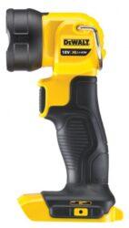 DEWALT DCL040  Akusvítilna 18V (bez akumulátoru)-Otočná svítilna 18 V