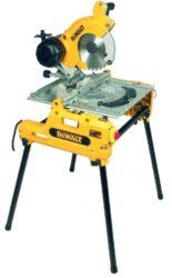 DEWALT DW743N  Pila pokosová kombinovaná TGS 2000W-Kombinovaná pila 250 mm