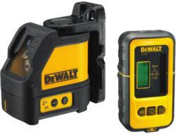 DEWALT DW088KD Laser křížový s přijímačem-DW088KD Laser / detektor