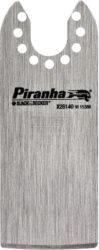 BLACK DECKER X26140-XJ Škrabka 30x50 pro MT300-Flexibilní škrabka 30x50mm, ideální pro odstraňování starých nátěrů, zbytků lepidel, tmelů a betonu apod.