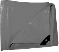 LOBSTER 102273 Plachta zakrývací šedá 4x5m 130gr