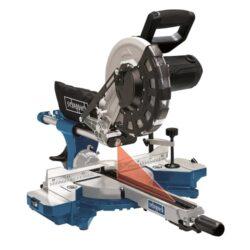 SCHEPPACH 5901216942 Pila pokosová s laserem 2000W 255mm HM 254-Pila pokosová s laserem 2000W 255mm