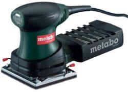 METABO 600066500 FSR 200 Intec Bruska vibrační 200W-Vibrační bruska Metabo FSR 200 Intec 200W, 114x102mm