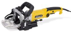 POWER PLUS POWX131 Frézka lamelovací 900W-Lamelovací frézka 900W s hloubkou frézování 3 - 10 - 12,3 - 19mm