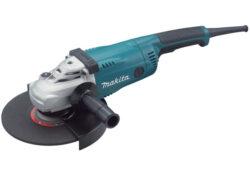 MAKITA GA9020RF Bruska úhlová 230mm 2200W-Úhlová bruska 230 mm 2200 W