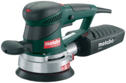 METABO 600129000 SXE 450 TurboTec Bruska excentrická 150mm 350W - Excentrická bruska 350W 150mm Metabo SXE 450 TurboTec