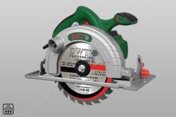 DWT HKS12-63 Pila kotoučová 1200W 190mm- Hloubka řezu při 90°66 mm Hmotnost4.40 kg Jmenovitý příkon1400 W Otáčky naprázdno2800-4500 min-1 Hloubka řezu ve dřevu0-66 mm Průměr pilového kotouče185/190 mm Průměr upínacího otvoru20/30 mm