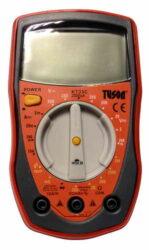 Multimetr digitální TUSON KT33C-Digitální multimetr TUSON KT33C