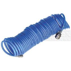 MAGG PU001100 Hadice pneu spirálová 10m-Magg PU001100 spirálová hadice 10m osazená