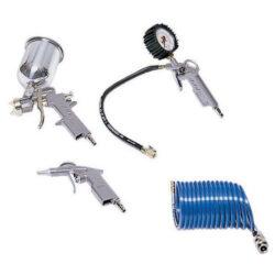 METABO 601585000 LPZ 4 Sada příslušenství ke kompresoru-Sada příslušenství ke kompresorům Metabo LPZ 4